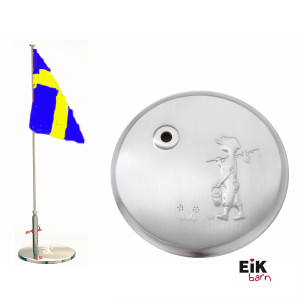 Flaggstång Hans